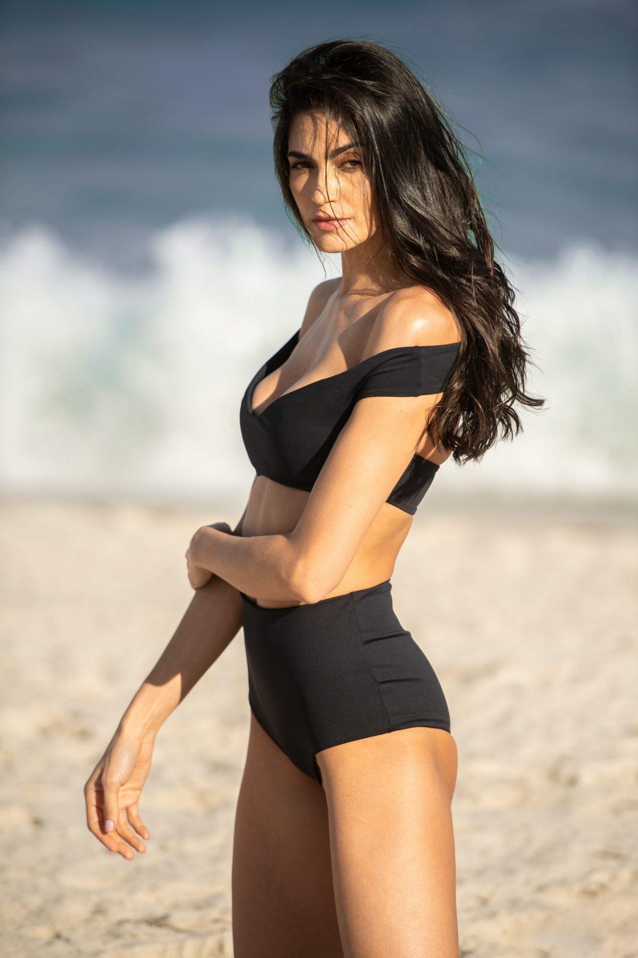 Miami Beach With Rafaelly Xavier
