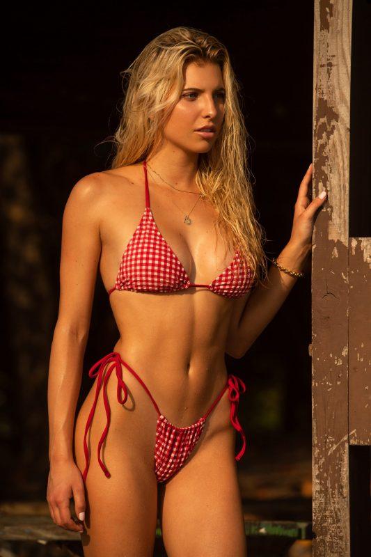 Isabella Nardi on Miami Beach