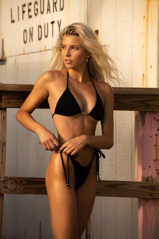 """Isabella Nardi """"Lifeguard on Duty"""""""