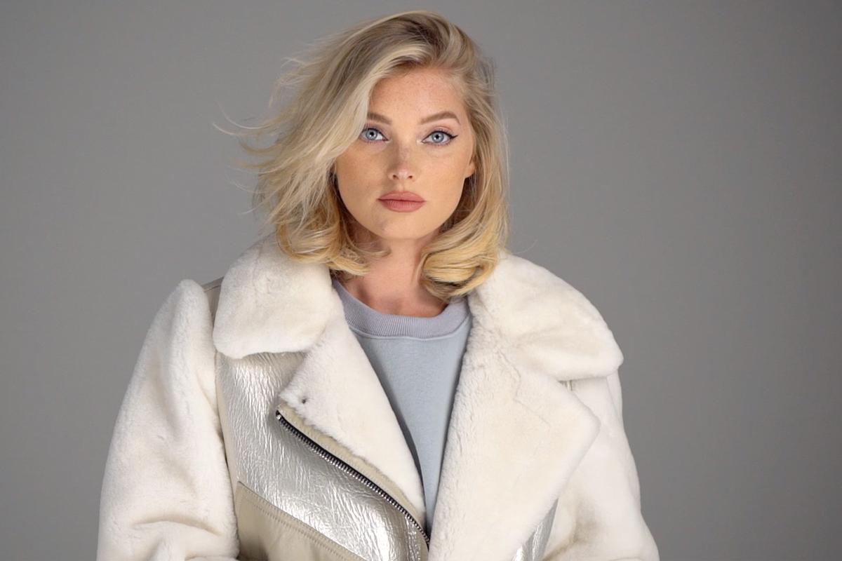 Elsa Hosk For Nicole Benisti