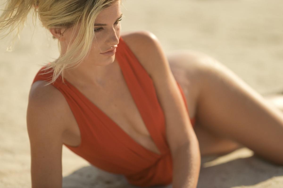 Alivia Anthony in OYE Swimwear